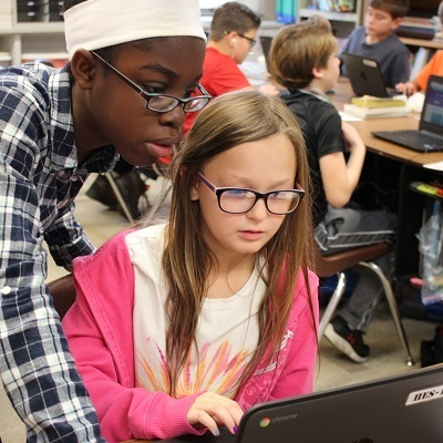 Hershey students join Hour of Code